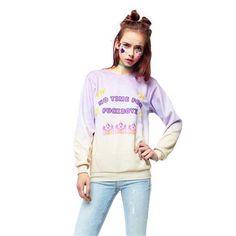 No Time For Fuckboyz pastel unisex sweater trui multicolours