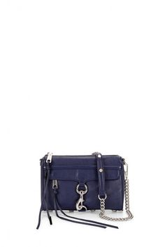 1a79b2f3d0cc Mini M.A.C. Crossbody - A petite take on Rebecca s classic M.A.C. clutch