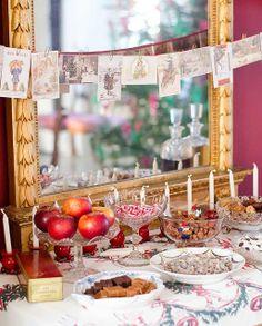 Julbloggen Min vita jul - Julstökat på museet