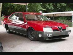 Le Alfa Romeo da corsa