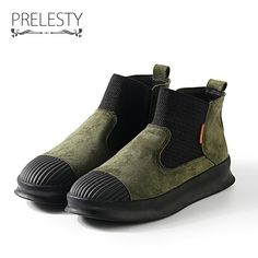 Aliexpress.com : Buy Prelesty Brand High Quality Vintage Men Winter Warm High Top Men's Casual Shoes Breathable Classic Sock Shoe Design from Reliable Basic Boots suppliers on prelesty Footwear Store