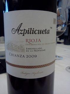 Azpilicueta 2009 DOC Rioja