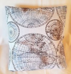"14/"" 16/"" 18/"" New Cushion Cover iLiv  Azari Multi Geometric Print Handmade"