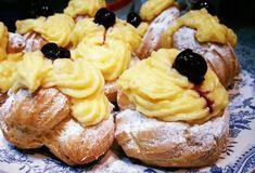 Ricetta Zeppole bignettose al forno di Cicetta - Le ricette de Le Meraviglie di Cicetta