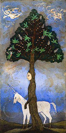 Kirsi Neuvonen, Taikametsä / Magic Forest (2008) Some Enchanted Evening, Enchanted Wood, Handwritten Text, Female Painters, Magic Forest, Collages, Painter Artist, Conceptual Art, Types Of Art