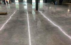 SF Concrete Polishing for Commercial Warehouse. Concrete Light, Polished Concrete, Floor Colors, Warehouse, Hardwood Floors, Commercial, Industrial, Wood Floor Tiles, Wood Flooring