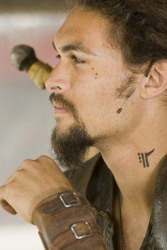 jason momoa I love this man's ink!