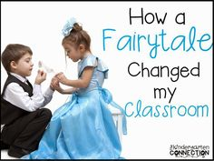 How a Fairytale Changed my Classroom - The Kindergarten Connection