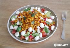 Csípős kukoricasaláta Cobb Salad, Keto, Vegetables, Food, Drink, Beverage, Vegetable Recipes, Eten, Veggie Food