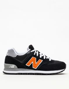 574 In Black, New Balance (via Need Supply Co.; $75)