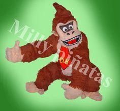 Piñata Donkey Kong, piñata, Milly piñatas exclusivas
