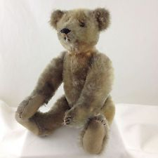 CA 1904 1905 Early Steiff Teddy Bear 13 inches Tall Five Claws Paws Feet Antique Teddy Bears, Steiff Teddy Bear, Claws, Childhood Memories, Ebay, Dolls, Antiques, Animals, Venetian Mirrors