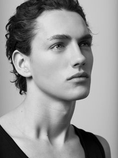 Jakob Hybholt/New York Model Management, 2pm Model Management, Models 1. Brand new face who walked for Dior, Cerruti and Galliano after appearances in Milan for Prada, Ferragamo, Trussardi.