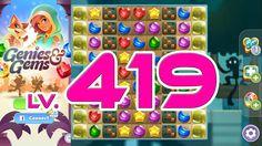 Genies & Gems - Level 419 (1080p/60fps)