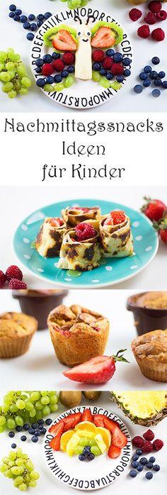 *enthält Werbung* Die schönsten Nachmittagssnacks für Kinder #werbung #FruchtZwerge #SchlauerSnack