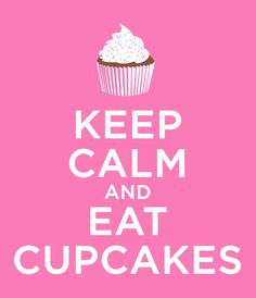 Keep Calm - Cupcakes by DecalGirl Collective   DecalGirl