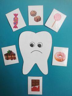 Preschool Crafts, Diy, Fine Motor, Tela, Oral Hygiene, Kids Learning, Bricolage, Do It Yourself, Homemade