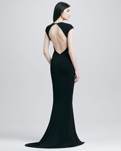 Rachel Zoe Adrianna Ii Mermaid Maxi Dress in Black - Lyst Vietnamese Traditional Dress, Traditional Dresses, Dress Me Up, Fancy Dress, Pretty Dresses, Beautiful Dresses, Evening Dresses, Prom Dresses, Long Dresses