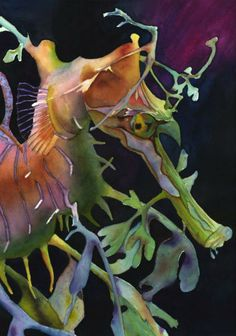 rx online Sea Dragon by BigNtasty.deviant… on Sea Dragon by BigNtasty. Underwater Creatures, Underwater Life, Ocean Creatures, Beautiful Sea Creatures, Animals Beautiful, Magical Creatures, Leafy Sea Dragon, Flora, Delphine