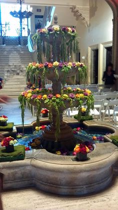 28 Best Fountain Decor And Flowers Images Fountain 400 x 300