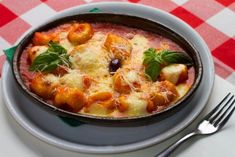 cookta.hu Slow Cooker Recipes, Crockpot Recipes, Cooking Recipes, Healthy Recipes, Baked Gnocchi, Gnocchi Soup, Tortellini Bake, Traditional Italian Dishes, Sauce Tomate