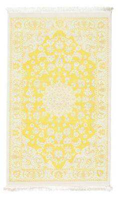 Nova Nain - Geel tapijt 100x160