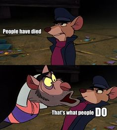 This was my first ever introduction to Sherlock Holmes as a child. The Great Mouse Detective | Basil + BBC