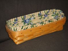 I have 2000 Longaberger Cracker basket,