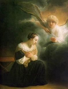 The Virgin of the Immaculate Conception by Samuel Dircksz van Hoogstraten