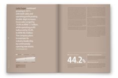 Lotte Shopping 2011 Annual Report on Behance