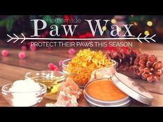 DIY Paw Wax - YouTube 3 oz Beeswax 3 Tbs Calendula Oil 3 Tbs Coconut Oil 3 Tbs Avocado Oil