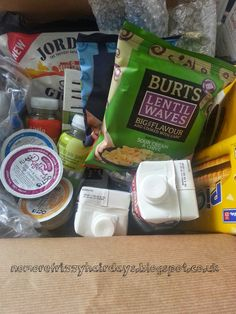 Product Reviews : My First Degustabox Review