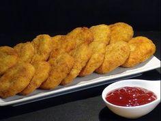 La cocina de Loli Domínguez: Nuggets de pollo caseros