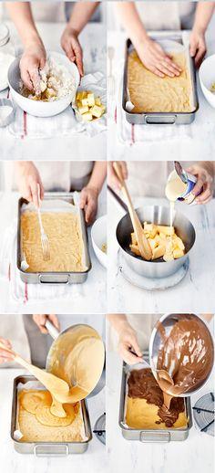 kuva Sweet Cookies, Something Sweet, Desert Recipes, Healthy Treats, Vegan Desserts, No Bake Cake, Sweet Tooth, Food And Drink, Cooking Recipes