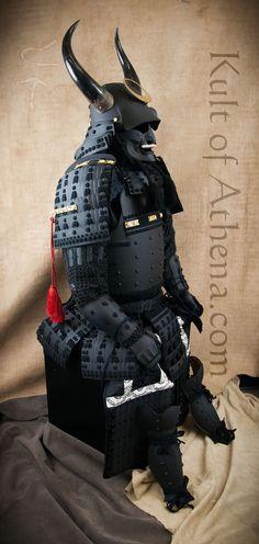 Samurai Armor Set - Yamamoto Kansuke Armor