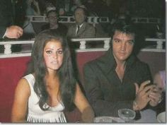 Elvis: THE FIRST TIME I EVER SAW YOUR FACE (Footage of Elvis and Priscilla) - YouTube