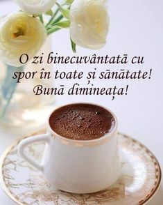 Morning Coffee, Good Morning, Tableware, Motto, Album, Kitchen, Summer, Buen Dia, Dinnerware