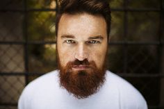 Red beard - I have finally found a ginger male model! And he has freckles! :) Met him on the 500px Global Photo Walk today in Sarajevo. It was really great to meet all these positive people, who are also such great photographers!   #500pxGPW15 #500pxGPWSarajevo  Model: Bakir Ganic