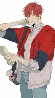 Pin by katrina beaumont on anime boys Anime Boys, Hot Anime Boy, Manga Boy, Cute Anime Guys, Manga Anime, Anime Art, Fanarts Anime, Anime Characters, Manhwa