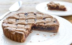 Cocoa Linzer Torte - is it possible to have an even BETTER variation of a linzer cookie??  : )