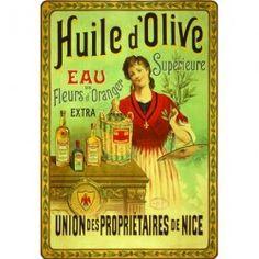 Huile d'olive tête nue - Union des Propriétaires de Nice