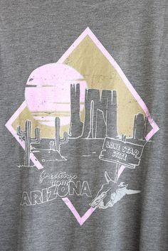 Someday's Lovin Arizona Tank