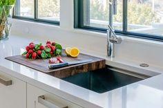 kitchen design trends 2017 - engineered countertops