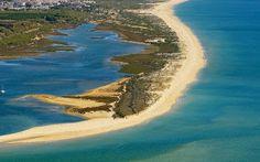 Cacela Velha, une plage sauvage à Vila Real