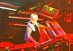 Rick Wakeman, Master of Keyboards Rick Wakeman, Progressive Rock, Rock Posters, Classic Rock, Music Bands, Artist, Artists, Bands