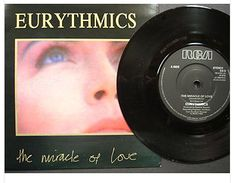 At £4.20  http://www.ebay.co.uk/itm/Eurythmics-The-Miracle-Love-RCA-Records-7-Single-DA-9-/251151467474