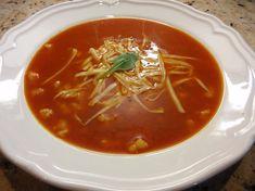 Výborná paradajková polievka, zdravý RECEPT 🍅 Thai Red Curry, Ethnic Recipes