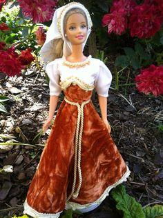 Barbiekleider Barbiekleid Puppenkleidung