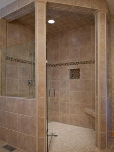 Handicap Accessible Curbless Shower Design, Pictures, Remodel, Decor and Ideas - page 13