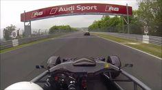 Ghostrider in an Ariel Atom - Nurburgring - GREEN HELL